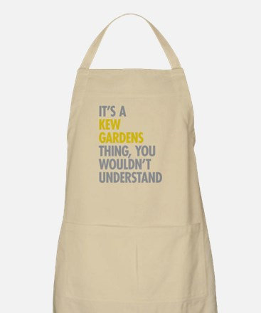 Kew Gardens Queens NY Thing Apron
