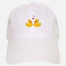 Love Ducks Baseball Baseball Baseball Cap