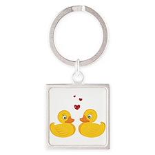 Love Ducks Keychains