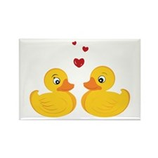 Love Ducks Magnets