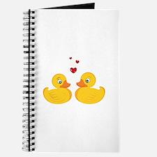 Love Ducks Journal