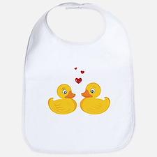 Love Ducks Bib