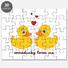 Someducky Loves Me Puzzle