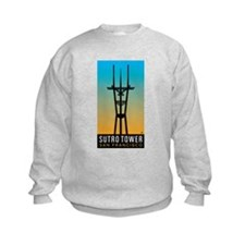Sutro Tower logo Sweatshirt