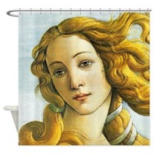 Birth Of Venus (by Sandro Shower Curtain