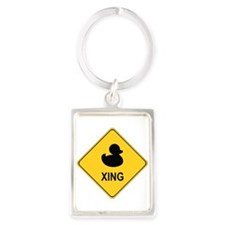 Duck Xing Keychains