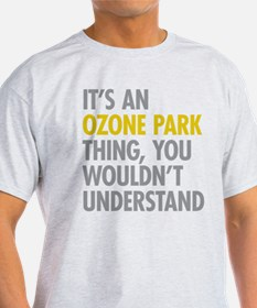 Ozone Park Queens NY Thing T-Shirt