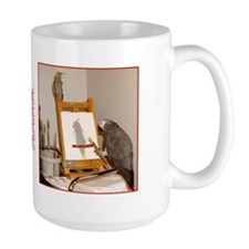 The Artist Coffee Mug