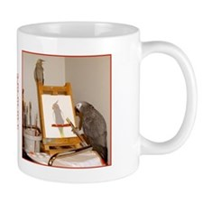 The Artist Small Mug