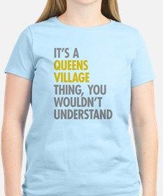 Queens Village NY Thing T-Shirt