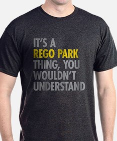 Rego Park NY Thing T-Shirt