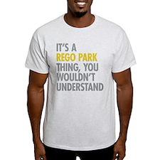 Rego Park NY Thing T-Shirt