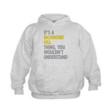 Richmond Hill Queens NY Thing Hoodie