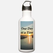 ONE DAY AT A TIME Water Bottle