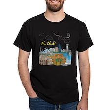 Abu Dhabi in the United Arab Emirates T-Shirt