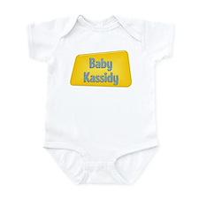 Baby Kassidy Infant Bodysuit