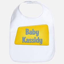 Baby Kassidy Bib
