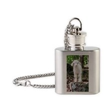 Mattie on the Mountain Flask Necklace