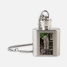 Mattie on the Mountain Flask Necklace
