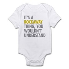 Rockaway Queens NY Thing Infant Bodysuit
