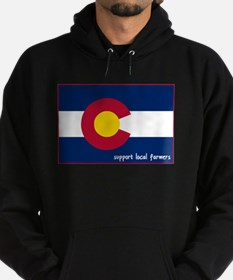 Support Local Farmers Hoodie