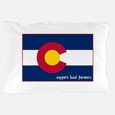 Support Local Farmers Pillow Case