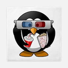 Cinema Penguin Queen Duvet