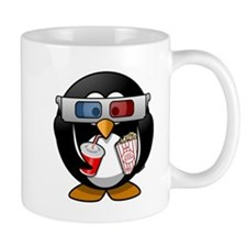 Cinema Penguin Mugs