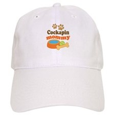 Cockapin mom Baseball Cap
