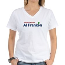 Re-Elect Al Franken Shirt