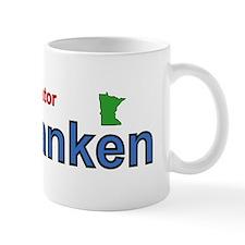 Re-Elect Al Franken Mug