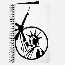 Lady Liberty AR-15 Journal