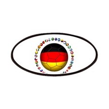 Germany World Champions 2014 Patches