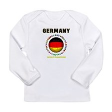 Germany World Champions 2014 Long Sleeve T-Shirt