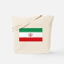 Jomhuri ye Eslami ye iran flag Tote Bag