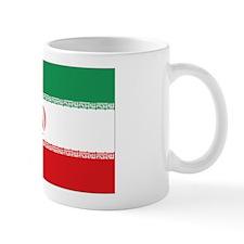 Jomhuri ye Eslami ye iran flag Mug