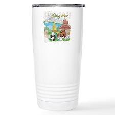 Chiang Mai Tailand Travel Mug