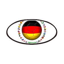 Deutschland Weltmeister 2014 Patches