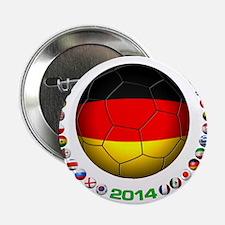 """Deutschland Weltmeister 2014 2.25"""" Button"""