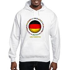 Deutschland Weltmeister 2014 Hoodie
