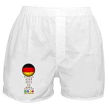 Deutschland Weltmeister 2014 Boxer Shorts