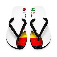 Deutschland Weltmeister 2014 Flip Flops