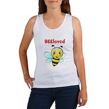 Cute Bee Tank Top