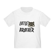 Little Brother Wolf T-Shirt