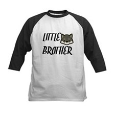 Little Brother Wolf Baseball Jersey