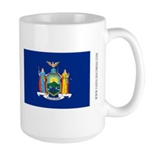 New York State Flag Mugs