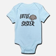 Little Sister Elephant Body Suit