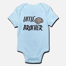 Little Brother Elephant Body Suit