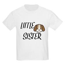Little Sister Puppy T-Shirt