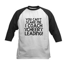 You Cant Scare Me, Cheer Coach Baseball Jersey
